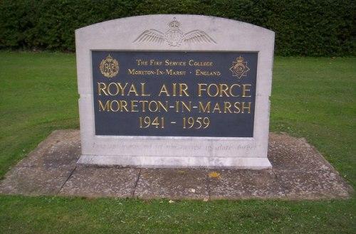 Memorial RAF Moreton-in-Marsh