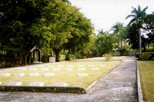 Commonwealth War Cemetery Nassau