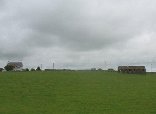 Remains Military Camp Bodwina