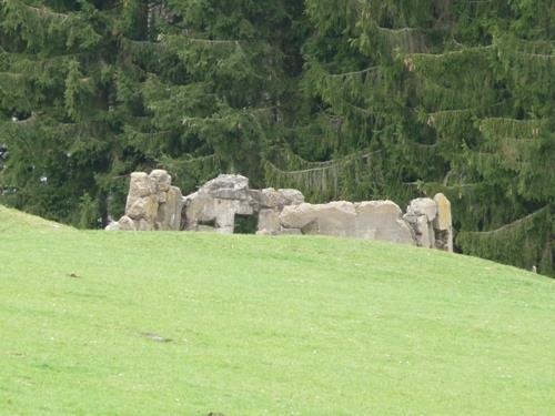 Restant Grenz-Bunker Konzen