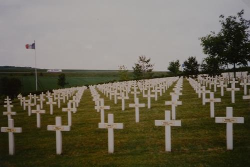 French War Cemetery Fontaine-Routon
