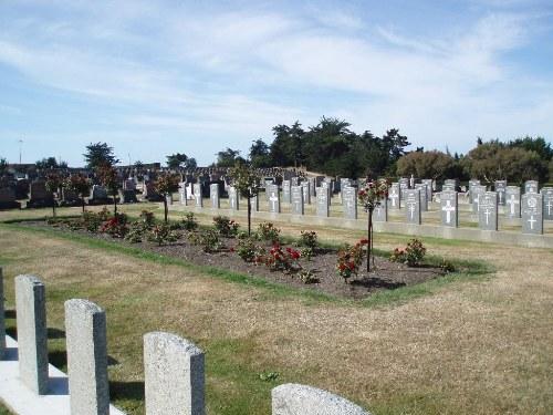 Oorlogsgraven van het Gemenebest Timaru Cemetery