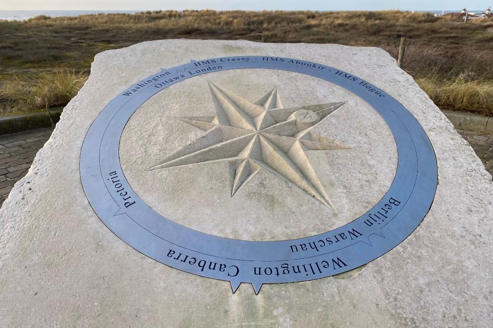 Memorial Victims World War l Noordwijk