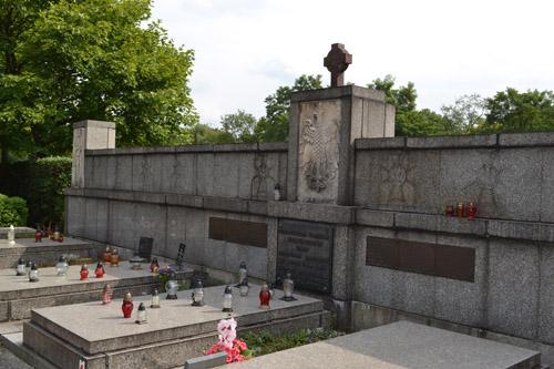 Memorial Polish Veterans Cracow