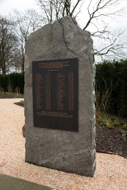 Monument Luchtmachtmilitairen Mei 1940