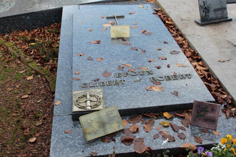 Veteran War Graves Loupoigne
