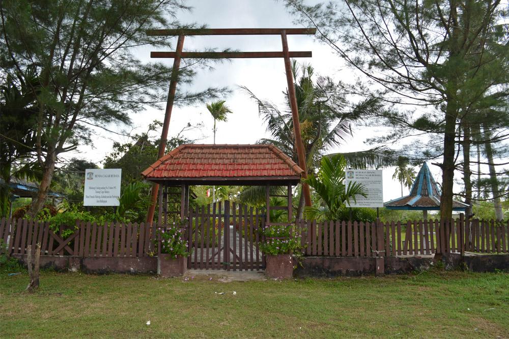 Japanse Oorlogsbegraafplaats Balikpapan