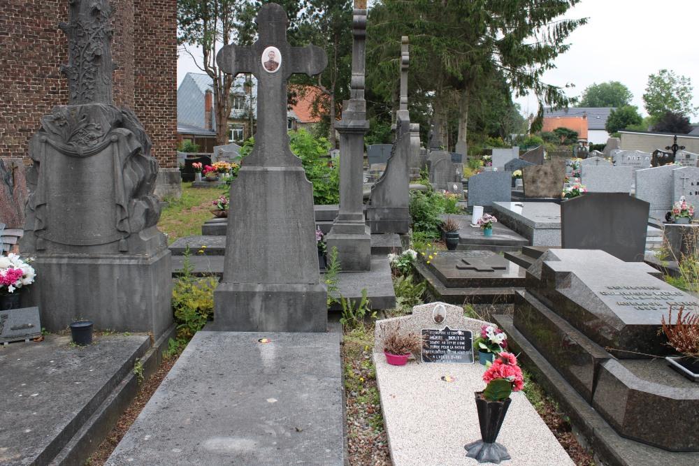 Belgian War Graves Bernissart