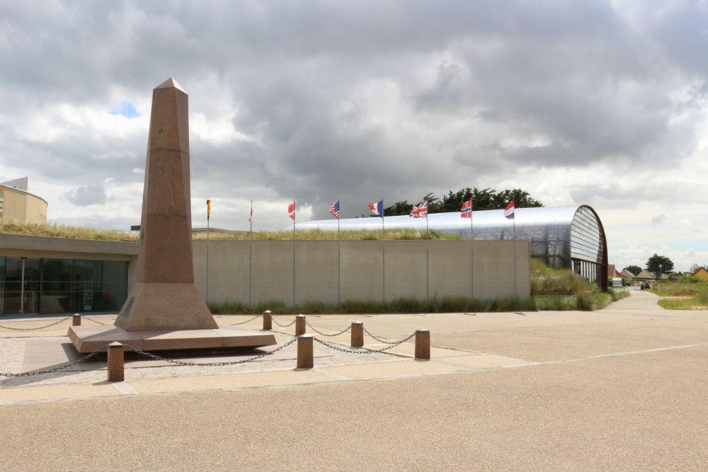 Memorial 4th U.S. Infantry Division