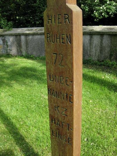 Massagraf Slachtoffers Kamp Hailfingen/Tailfingen