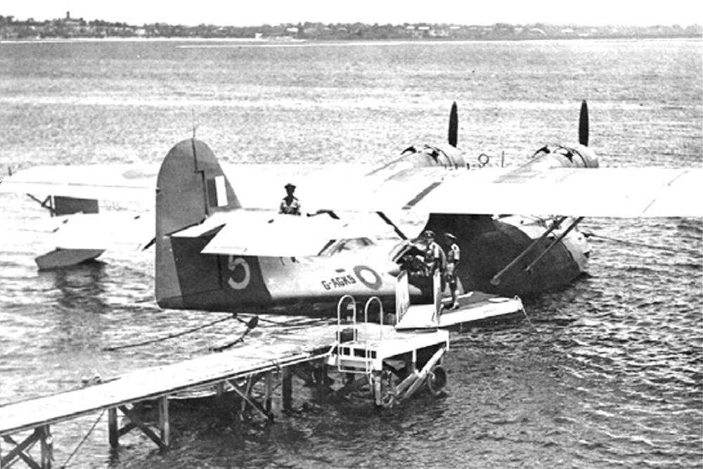 Former Seaplane Base Nedlands