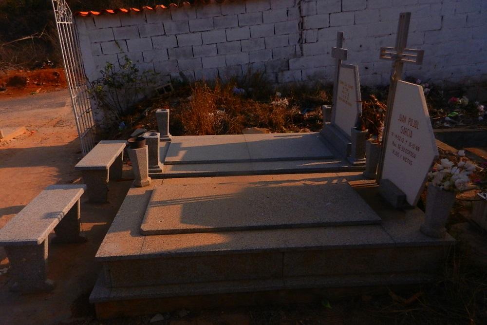 Cementerio de Choroní, Estado Aragua