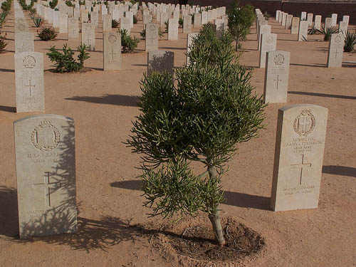 Greek War Graves Tobruk