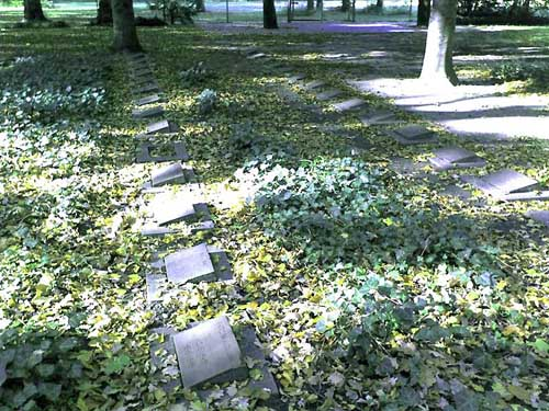 German War Graves Pankow VI