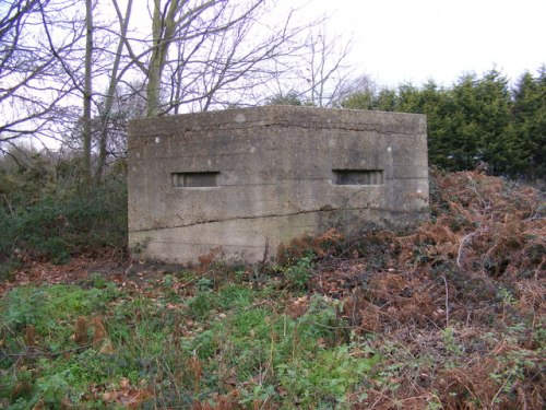 Bunker FW3/22 Martlesham Heath