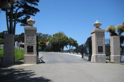 Oorlogsgraven van het Gemenebest San Francisco National Cemetery