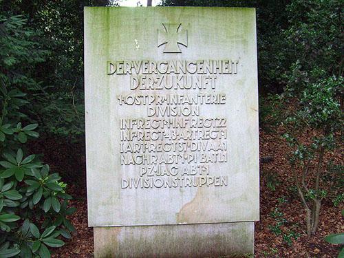 1. Ostpreußischen Infanteriedivision Memorial