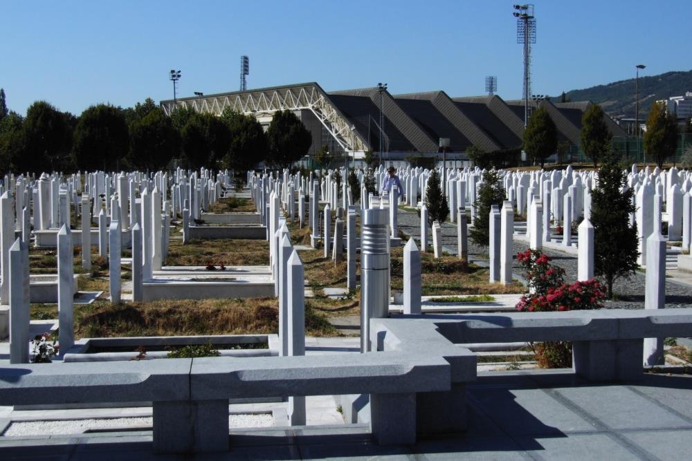Stadion Begraafplaats
