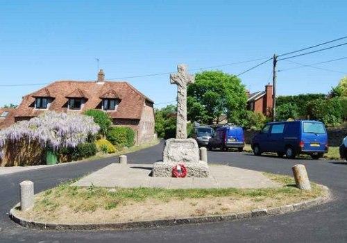 War Memorial Soberton