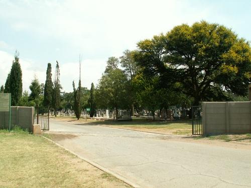 Commonwealth War Graves Benoni Cemetery
