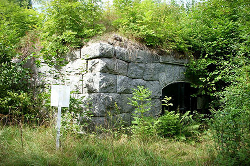 Vaxholm Line - 17th Coastal Battery