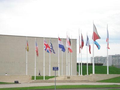 Museum Le Mémorial de Caen