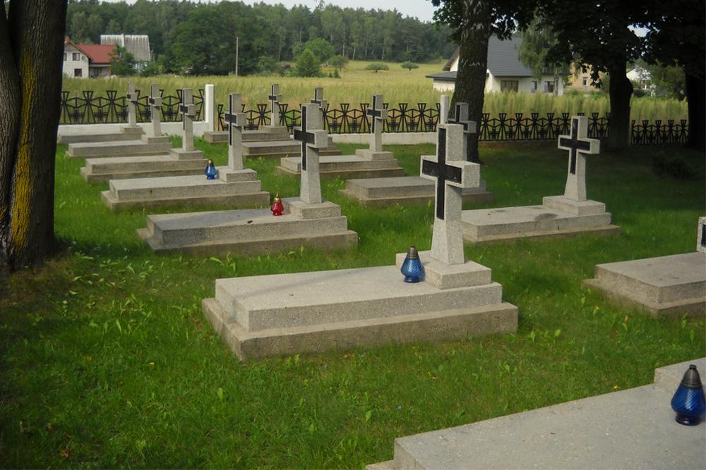 Oekraïense Oorlogsbegraafplaats