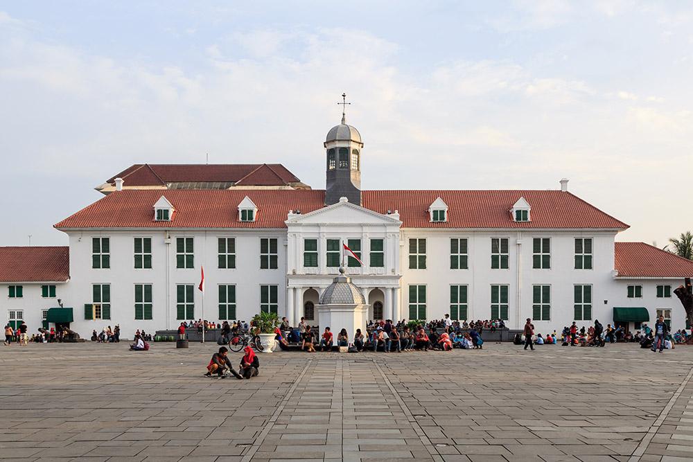 Voormalige Stadhuis Batavia