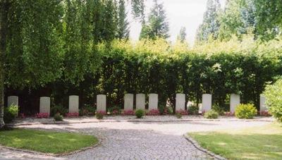 Commonwealth War Graves Aarhus