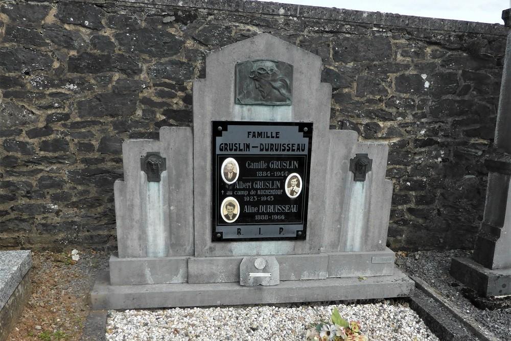 Belgische Oorlogsgraven Maissin