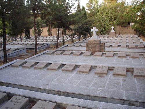 Poolse Oorlogsbegraafplaats Teheran