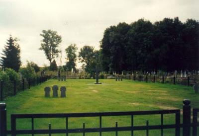 German War Graves Sambir / Sambor
