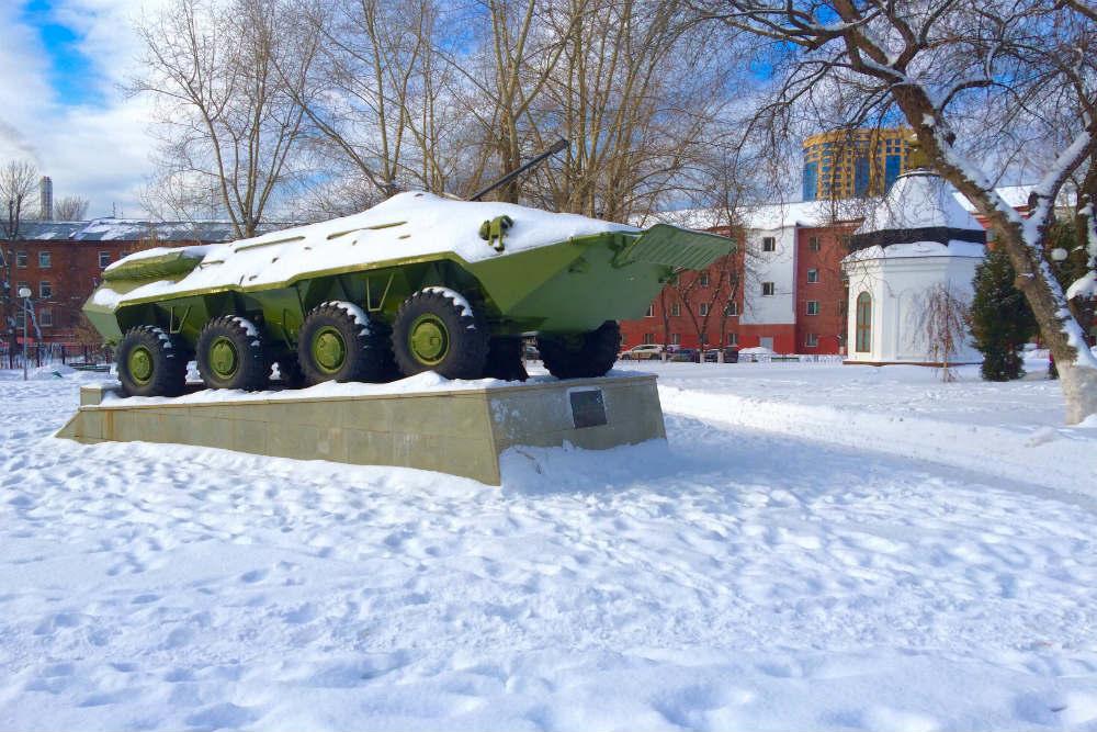 Oorlogsmonument Reutov