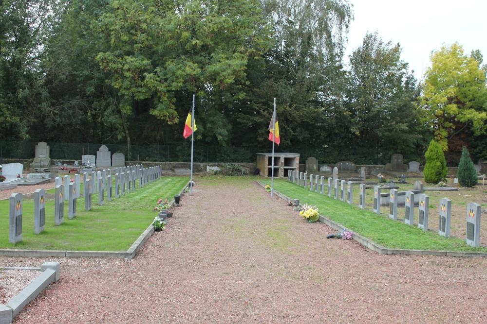 Veteran War Graves Lillois-Witterzee