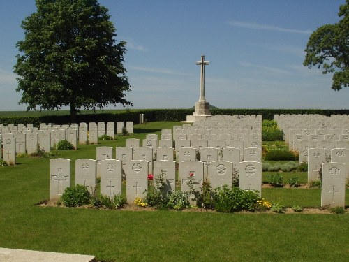 Oorlogsbegraafplaats van het Gemenebest Houchin