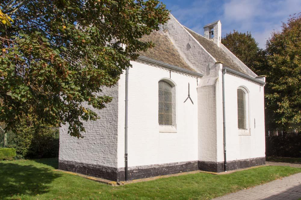 Commemorative plaques Zuidkapel Veurne