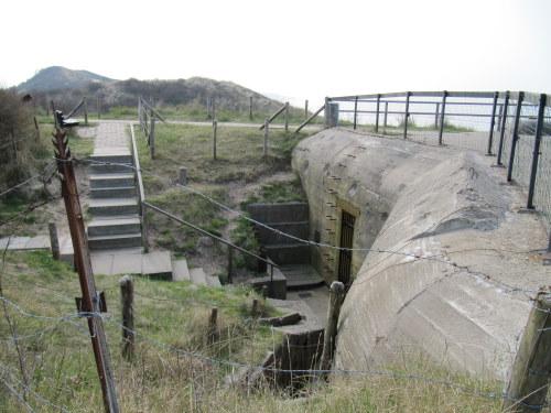 Stützpunkt Lohengrin - Bunkermuseum Zoutelande bunkertype 143