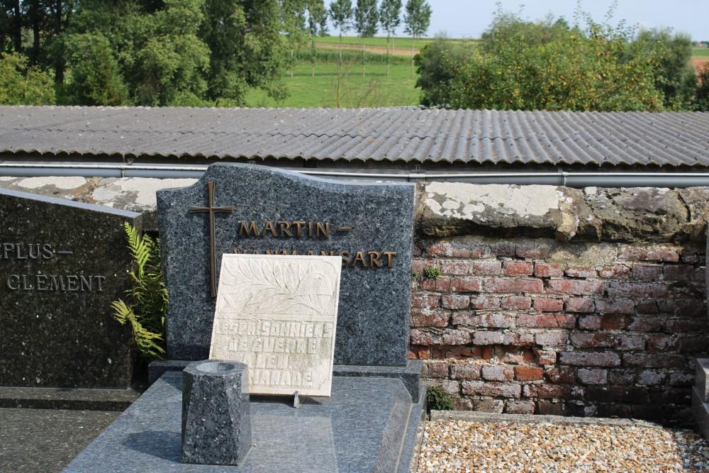 Veteran War Graves Gallaix