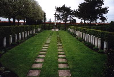 Commonwealth War Graves Helsingborg