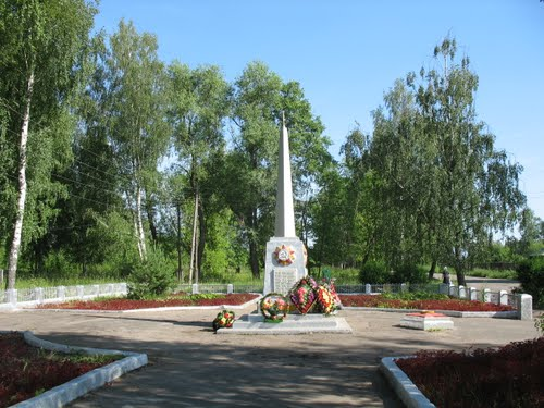 Oorlogsmonument Werkers Vezelfabriek Zavolzhsk
