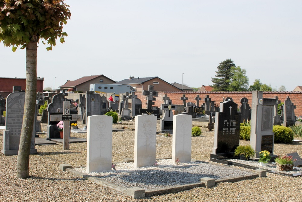 Oorlogsgraven van het Gemenebest Rotem
