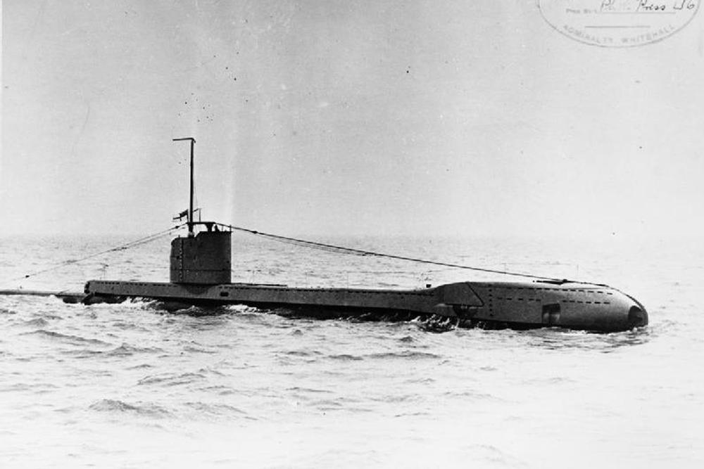 Ship Wreck HMS Unity
