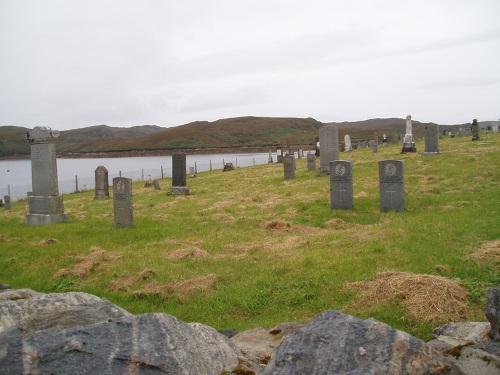 Commonwealth War Graves Crosbost Cemetery
