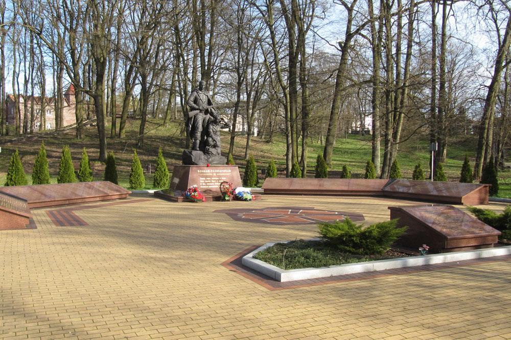 Monument voor de Verkenners