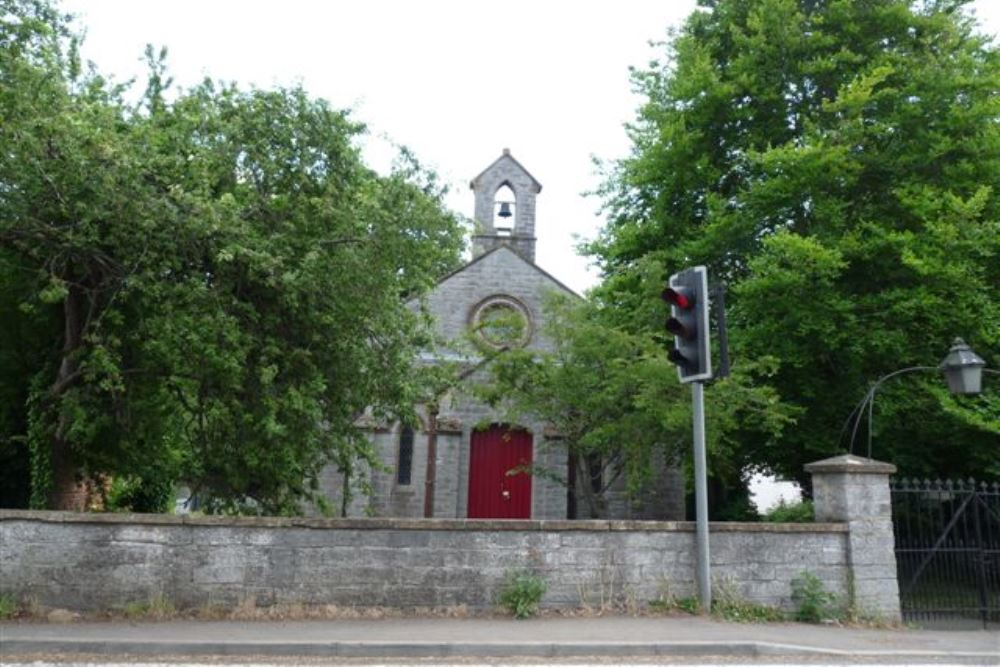 Commonwealth War Grave St. Michael Churchyard