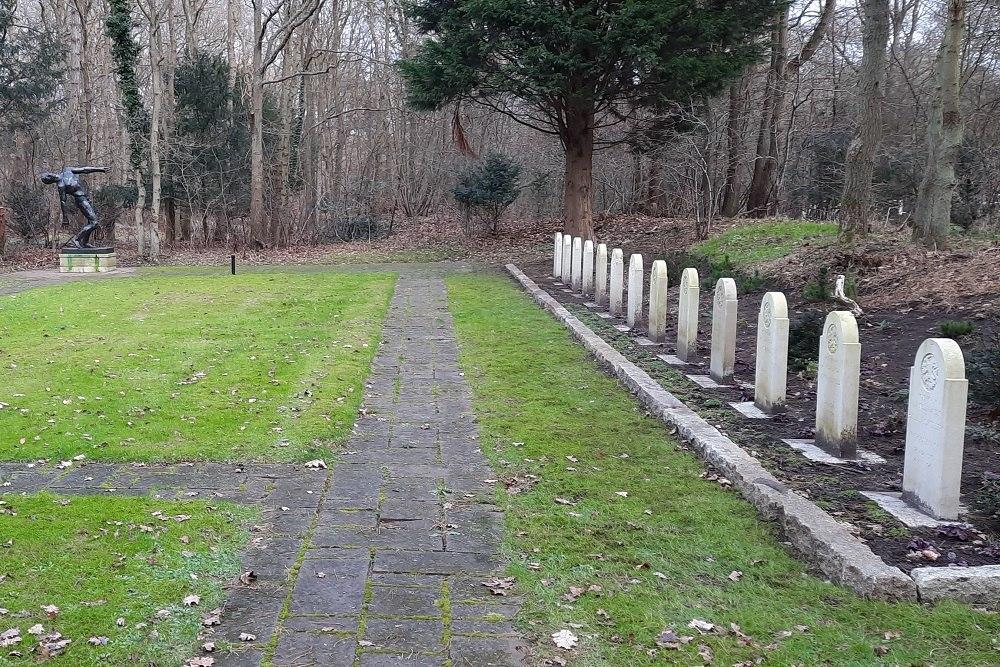 Dutch War Graves IJmuiden