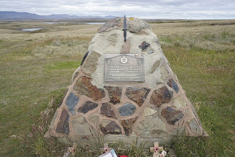 Monument 59 Independent Commando Squadron