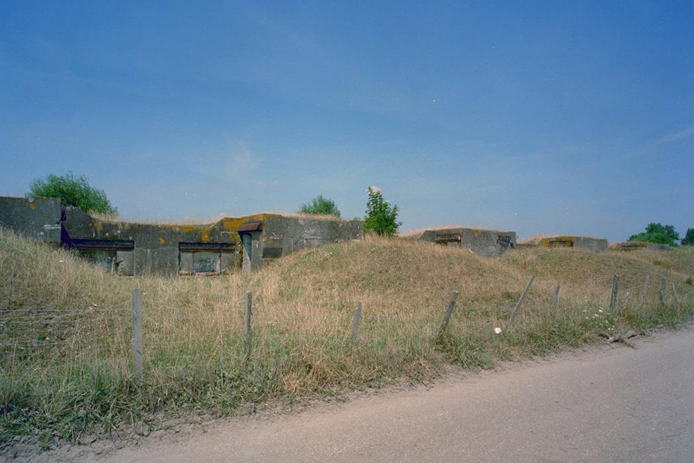 Nevenbatterij Fort Veldhuis