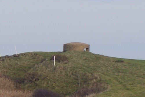 Pillbox FW3/25 Seaford Head