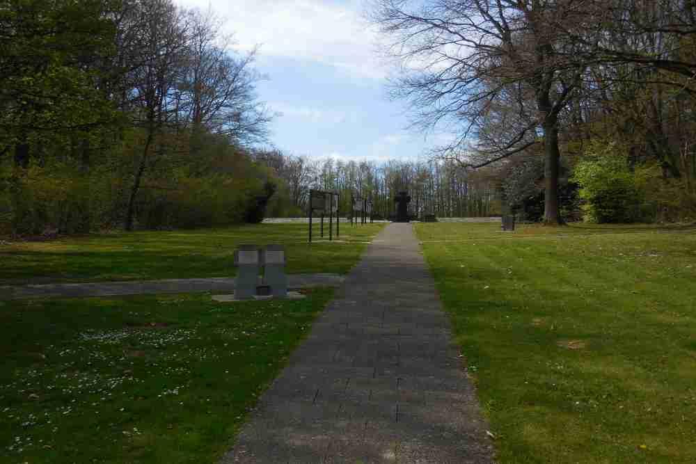 Duitse Oorlogsbegraafplaats Vossenack